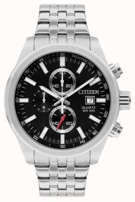 Citizen Chronograph Quartz Stainless Steel | Ex Display AN3620-51F EX-DISPLAY