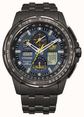 Citizen Men's Eco-Drive Promaster Skyhawk Blue Angels JY8097-58L