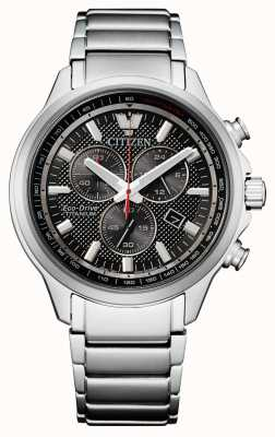 Citizen Men's Eco-Drive Super Titanium Chrono AT2470-85E