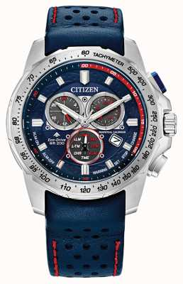 Citizen Men's Eco-Drive Perpetual Calendar BL5571-09L
