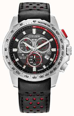 Citizen Men's Eco-Drive Perpetual Calender BL5570-01E