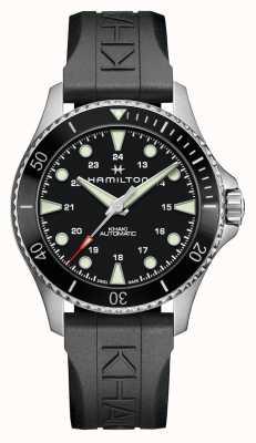 Hamilton Mens 300m Khaki Navy Scuba 43mm H82515330