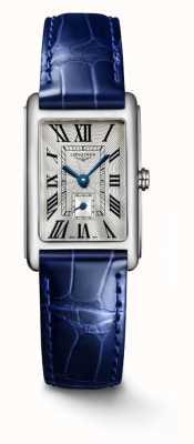 Longines DolceVita Women's Quartz Watch Leather Strap L52554717