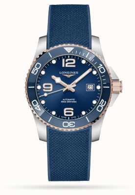 Longines HydroConquest Automatic 41mm Blue Rubber Strap L37813989