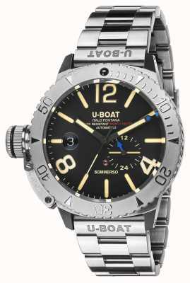 U-Boat Sommerso Stainless Steel Bracelet 9007/A/MT