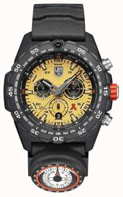 Luminox Bear Grylls Survival Master | Yellow Dial | Black Silicone Strap XB.3745
