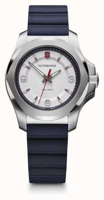 Victorinox Swiss Army | I.N.O.X. V | Unisex | Blue Silicone Strap | White Dial 241919