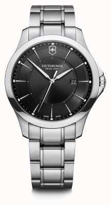 Victorinox Swiss Army | Alliance | Men's | Stainless Steel Bracelet | Black Dial 241909