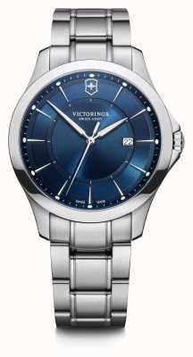 Victorinox Swiss Army | Alliance | Men's | Stainless Steel Bracelet | Blue Dial 241910
