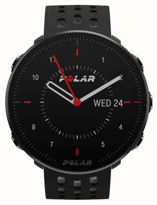 Polar Vantage M2 | Black/Grey Silicone Strap 90085160