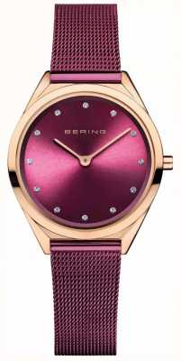 Bering Ultra-Slim | Women's | Purple Mesh 17031-969