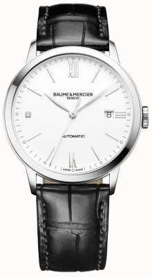 Baume & Mercier Classima 40 mm Black Leather Dial M0A10310