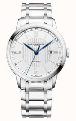 Baume & Mercier Classima Automatic Stainless Steel Bracelet M0A10334