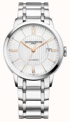 Baume & Mercier Men's Classima Automatic Watch M0A10374