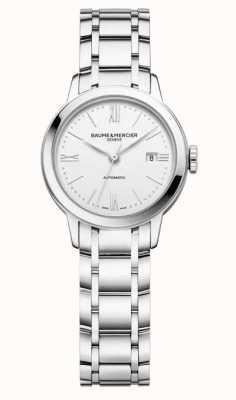 Baume & Mercier Women's Classima White Dial Automatic M0A10492