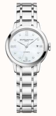 Baume & Mercier Women's Classima Diamond Set Dial M0A10493