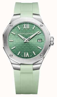 Baume & Mercier Riviera Quartz Light Green Watch M0A10611