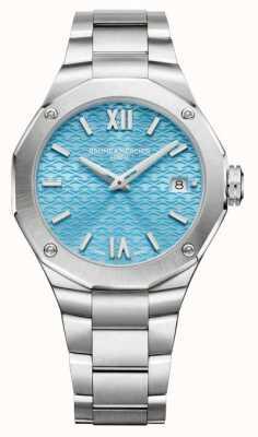 Baume & Mercier Riviera Quartz Women's Blue Dial Watch M0A10612