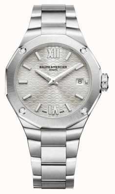 Baume & Mercier Riviera Diamond Set Bezel Watch M0A10614