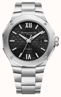 Baume & Mercier Riviera Automatic Black Dial Watch M0A10621