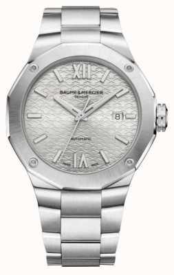 Baume & Mercier Riviera 42 mm Silver Dial Watch M0A10622
