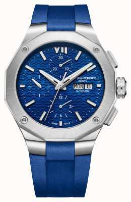 Baume & Mercier Riviera Automatic Chronograph Blue Dial M0A10623