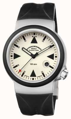 Muhle Glashutte The S.A.R. Rescue-Timer LUMEN | RUBBER M1-41-08-KB