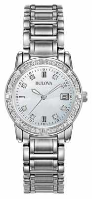 Bulova Womens Diamond 96R105