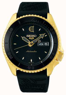 Seiko Limited Edition | Evisen Skateboards | Automatic | Black SRPF94K1