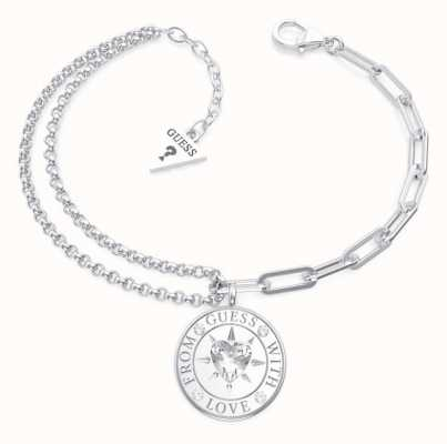 Guess From Guess With Love | Women's Stainless Steel Bracelet UBB70000-L