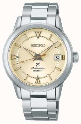 Seiko Prospex 1959 Alpinist Reinterpretation Cream Dial SPB241J1