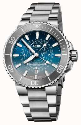 ORIS Aquis Dat Watt Limited Edition 01 761 7765 4185-SET