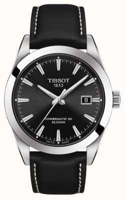 Tissot T-Classic Powermatic 80 Silicium T1274071605100