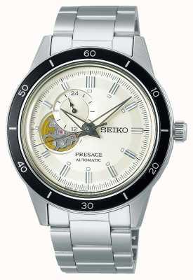 Seiko Presage 60's Style Cream Dial Watch SSA423J1