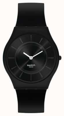 Swatch LIQUIRIZIA | Skin Classic | Black Strap SS08B100