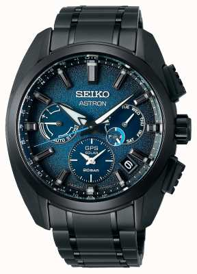 Seiko Astron Global Active TI Limited Edition Blue Dial SSH105J1