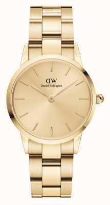 Daniel Wellington Iconic Link Unitone 28mm Gold Bracelet DW00100403