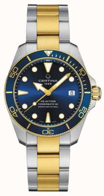 Certina DS Action Diver STC Special Edition C0328072204110