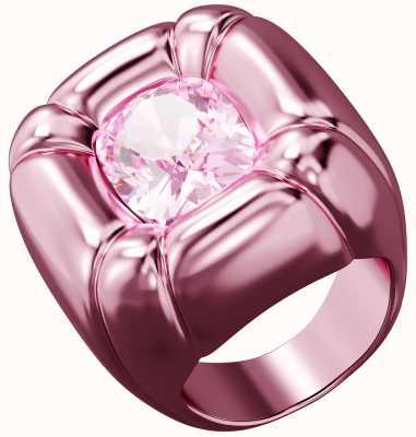 Swarovski Dulcis Cocktail Ring | Pink | Size 58 (UK Q 1/2) 5609723