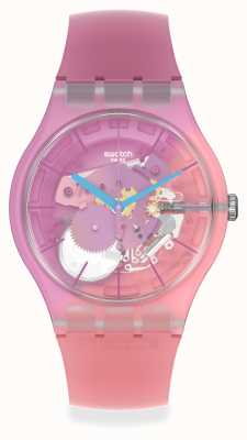 Swatch New Gent | SUPERCHARGED PINKS SUOK151