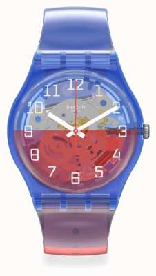Swatch Originals | VERRE-TOI | Multicoloured Strap GN275