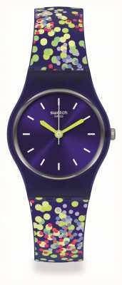 Swatch Originals | CONFETTINI BLU | Navy Blue Dial LN158