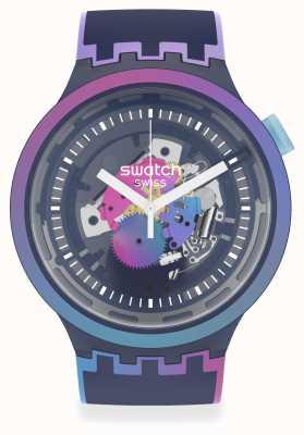 Swatch Big Bold | #RAINBOWINTHENIGHT SO27N112