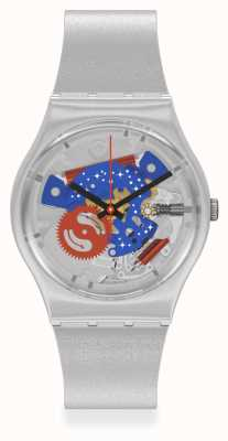 Swatch Originals | TAKE ME TO THE MOON GZ355