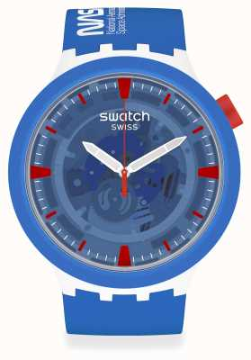 Swatch Big Bold | JUMPSUIT | NASA Collection SB03Z100