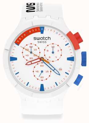 Swatch Big Bold Chrono | EXTRAVEHICULAR SB04Z400