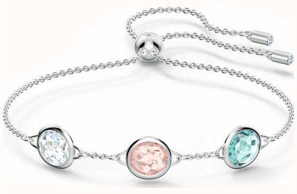 Swarovski Tahlia | Bracelet | Rhodium Plated | Multi-Coloured 5560937