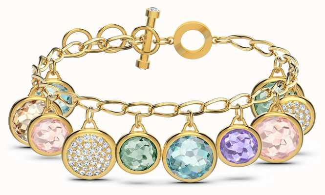 Swarovski Tahlia | Bracelet | Gold-Tone Plated | Multi-Coloured 5560943