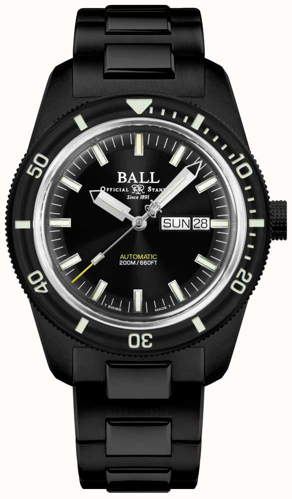 Ball Watch Company DM3208B-S4-BK