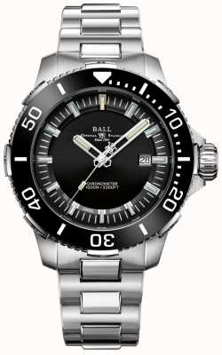 Ball Watch Company DeepQUEST Ceramic Black Dial Watch DM3002A-S3CJ-BK
